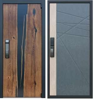 Стальная дверь «СЛЭБ» (заказная)