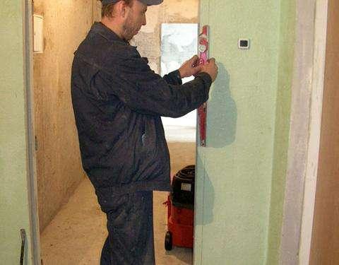 Установка входных металлических дверей – поэтапный процесс(фотоотчет компании «Двери Дор») - фотография