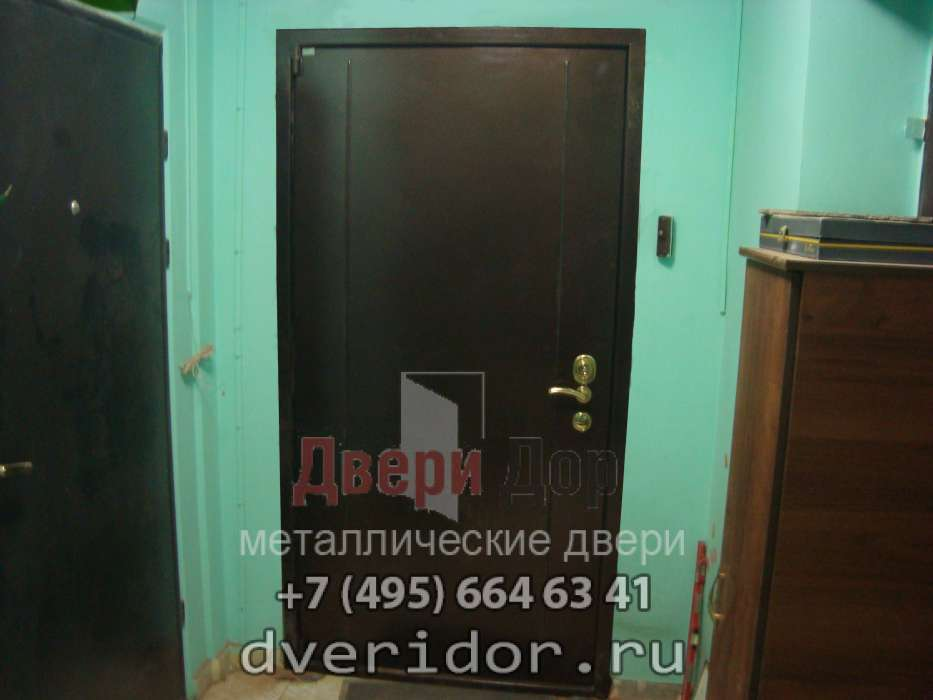 стальная дверь к 6