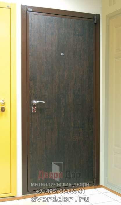 стальные двери с антивандальным