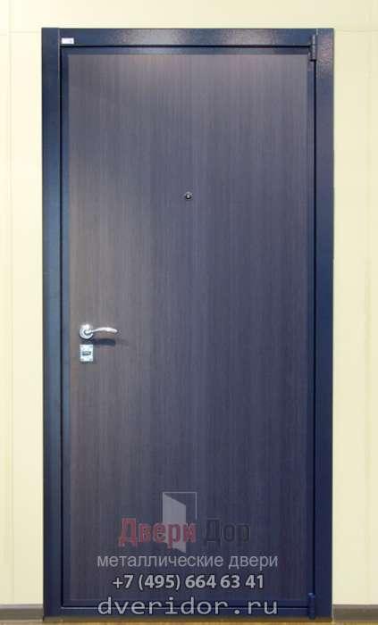 железная антивандальная дверь