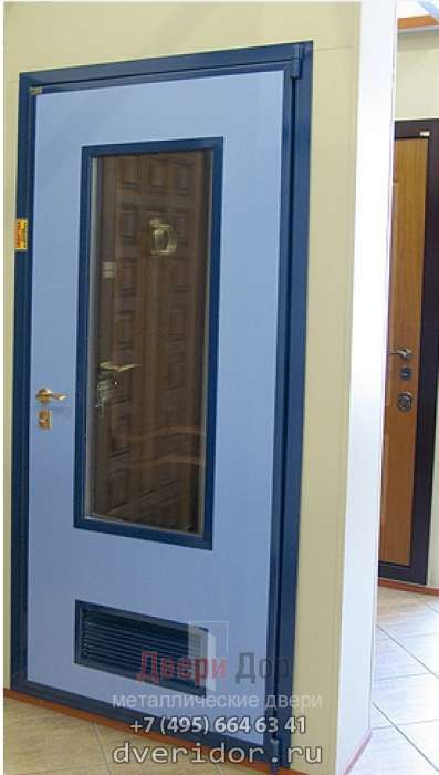 продажа металлических технических дверей